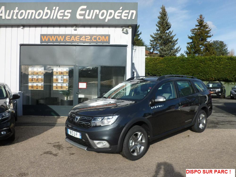 espace automobiles europ en dacia logan 2 mcv tce 90 stepway. Black Bedroom Furniture Sets. Home Design Ideas